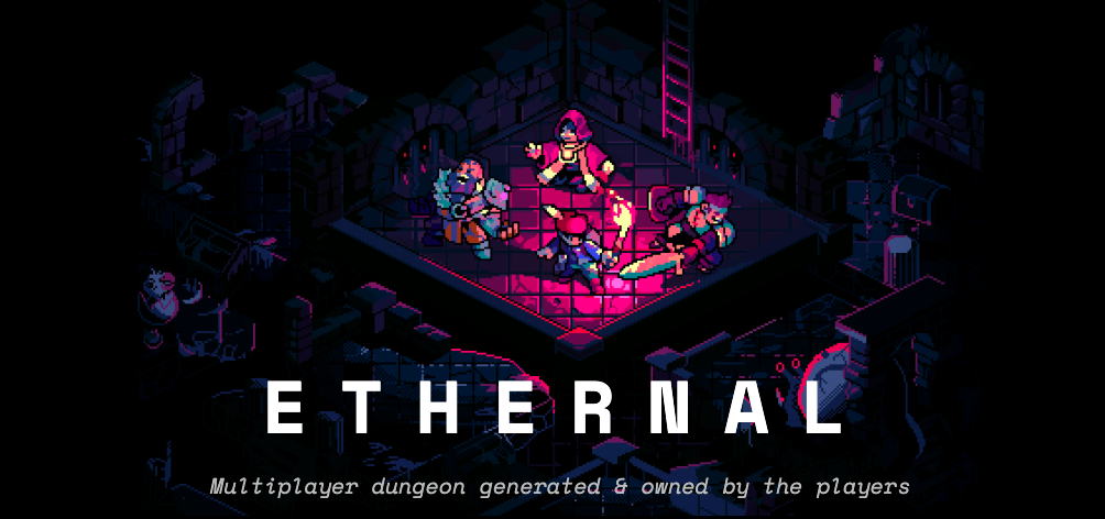 """What is the dungeon RPG """"ETHERNAL""""?"""