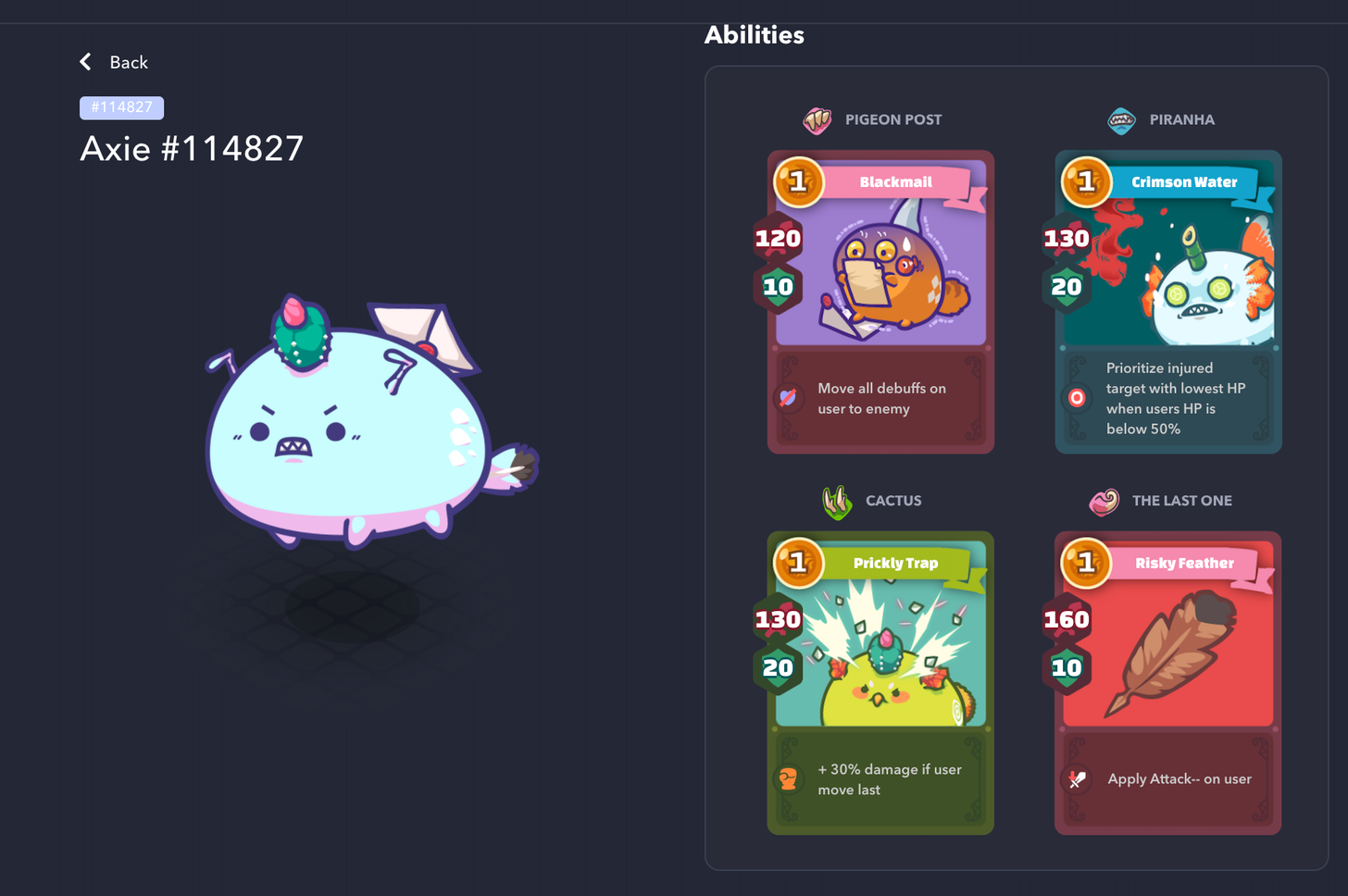 Summary of the Axie Infinity game system and How to earn.