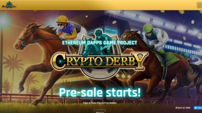 cryptoderby Dapps